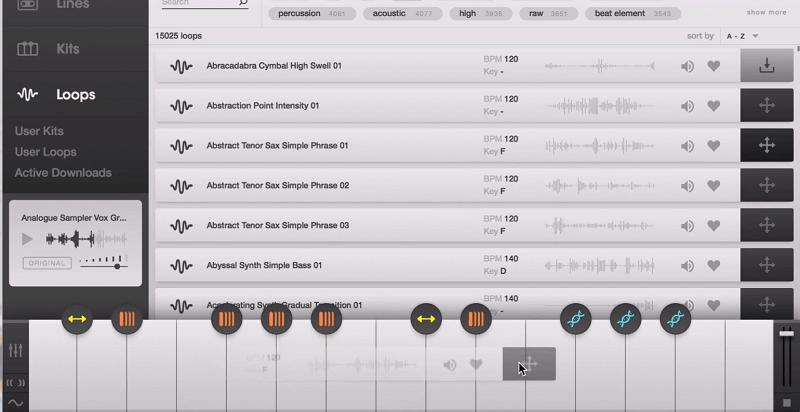 Arcade Output новая библиотека семплов и инструментов