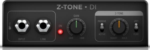 Дибокс Z-TONE DI для вашего педальборда