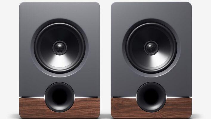 Студийные мониторы Frontier — компания называет модель «новым золотым стандартом студийного звука»