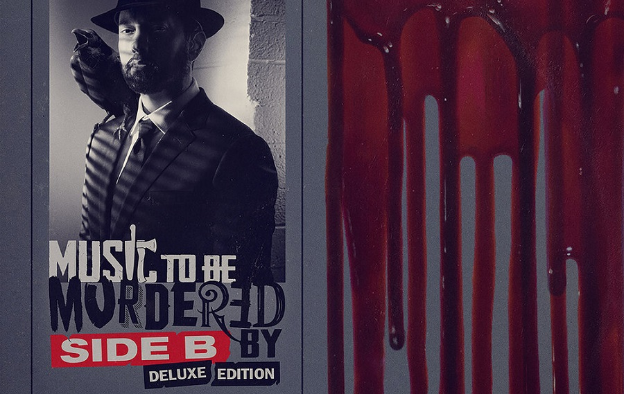 Новый альбом Eminem - Music To Be Murdered By - Side B Deluxe Edition