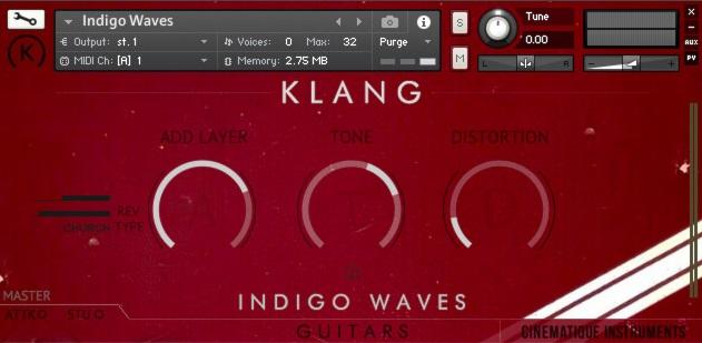 Klang-Indigo-Waves