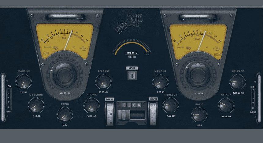 Процессор эффектов Babelson BBCMP