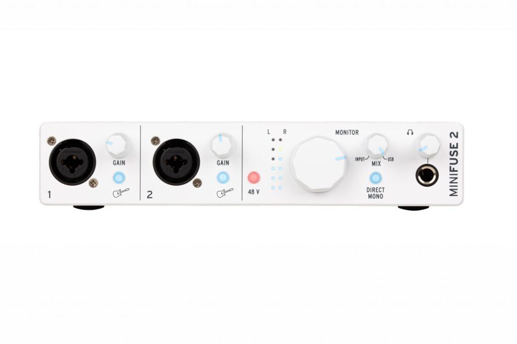Новая линейка аудиоинтерфейсов MiniFus от Arturia